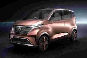 Tokyo 2019: Nissan reveals Nissan IMk concept