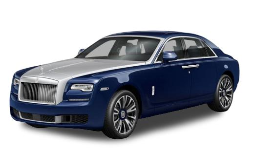 2016 Rolls-Royce Ghost Ghost Black Badge