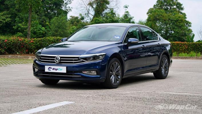 2020 Volkswagen Passat 2.0TSI Elegance Exterior 001