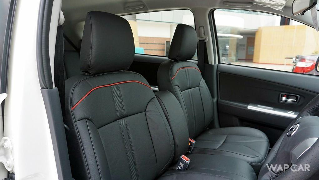 2018 Perodua Alza 1.5 AV AT Interior 024