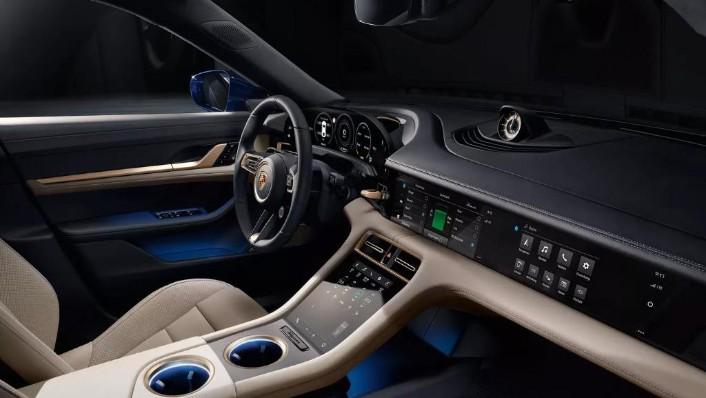 Porsche Taycan(2019) Interior 002