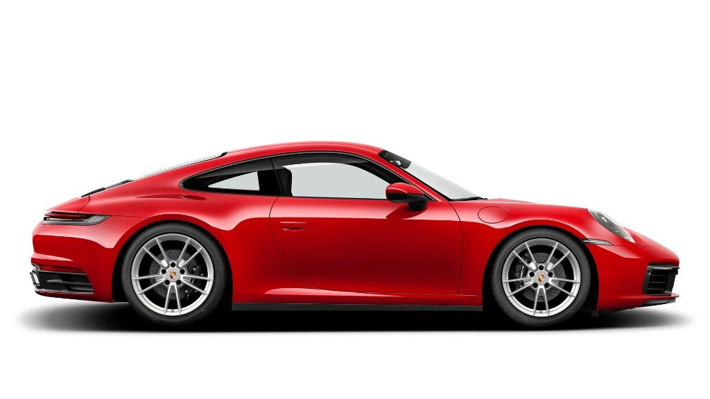 2019 Porsche 911 911 GT3 Exterior 003