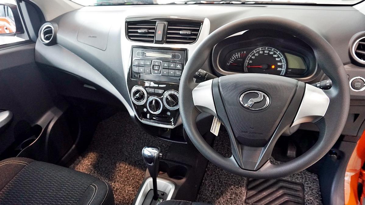 2019 Perodua Axia Style 1.0 AT Interior 061