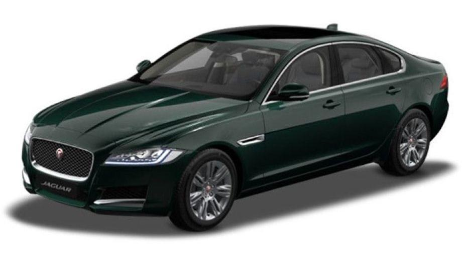 Jaguar XF (2017) Others 003