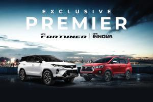 Toyota Fortuner 2021 dan Toyota Innova 2021 akan dilancarkan 2 Februari, 8.30 malam