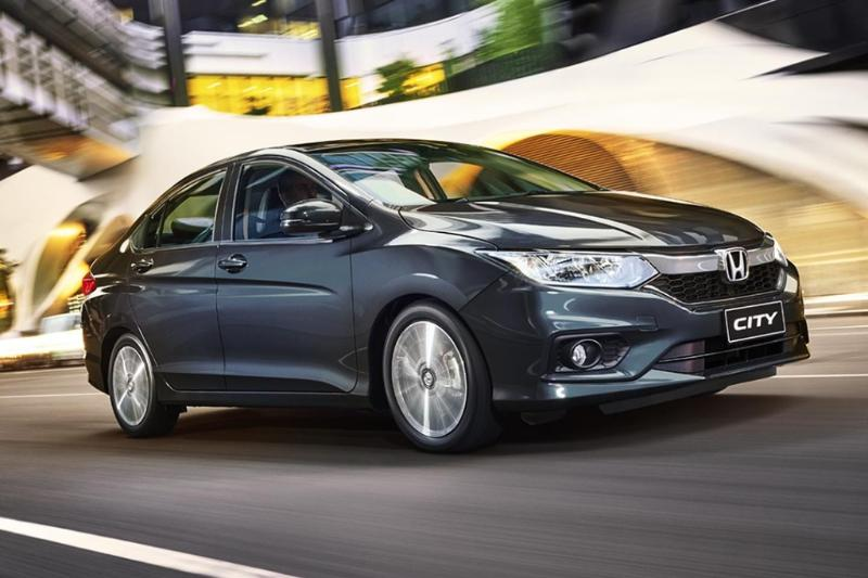 Testing: Honda City, comfortable but not suitable for intense driving 02