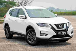 Ratings: Nissan X-Trail build quality and features, high score for safety