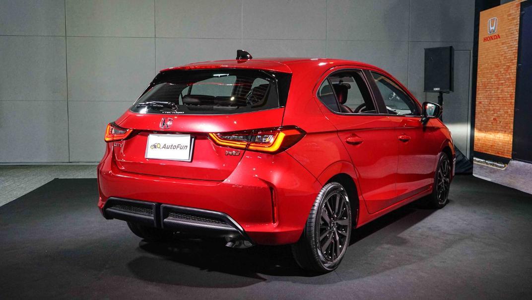 2021 Honda City Hatchback International Version Exterior 085