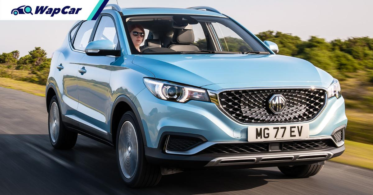 MG ZS is now the cheapest EV in Australia, AUD 41k, cheaper than Nissan Leaf 01