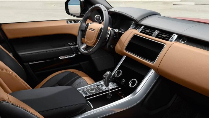 Land Rover Range Rover Sport (2017) Interior 001