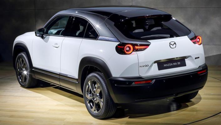 2020 Mazda MX-30 Upcoming version Exterior 005
