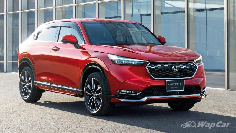 Originally planned to launch in Malaysia on Q1 2022, all-new Honda HR-V gets pushed back 02