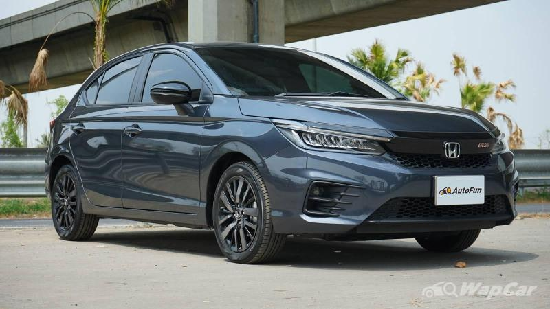 Review: Here's what the Thai media says of the 2021 Honda City Hatchback 02