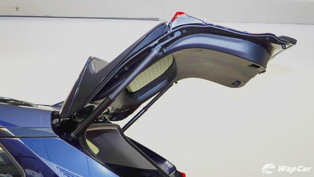 2020 Toyota RAV4 2.5L Exterior 115