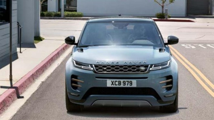 2020 Land Rover Range Rover Evoque Public Exterior 002