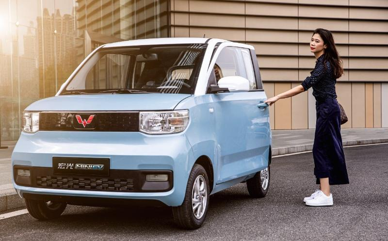 Spied: The Wuling Hongguang Mini EV might be trying to take on Philippines 02