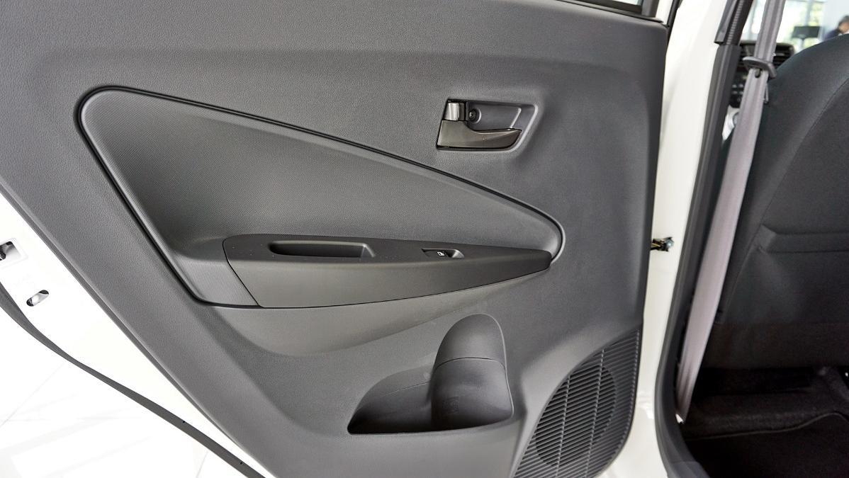 2019 Perodua Axia GXtra 1.0 AT Interior 032