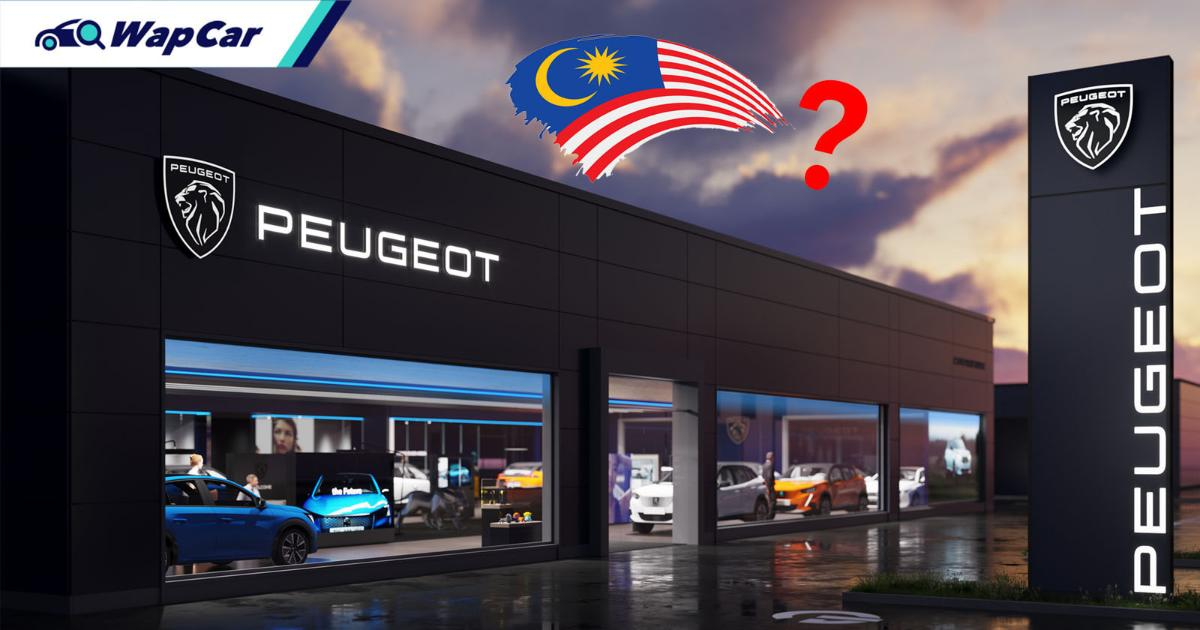 Can Peugeot's new logo and distributor revive the brand in Malaysia? 01