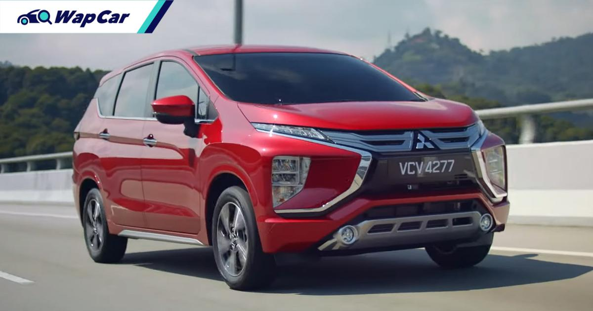 What's the minimum salary to get a loan for the 2020 Mitsubishi Xpander? 01