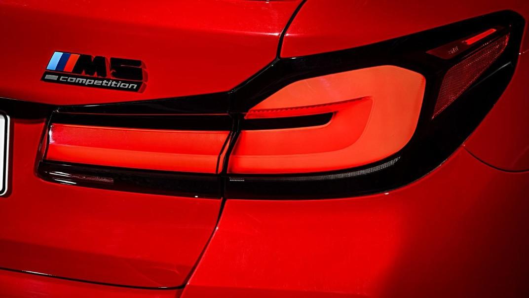 2020 BMW M5 Exterior 053