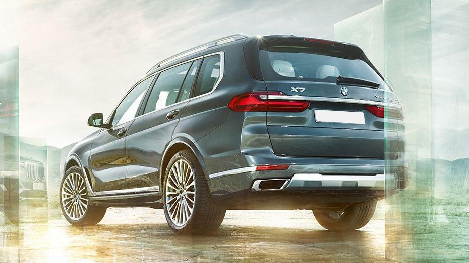 BMW X7 (2019) Exterior 005