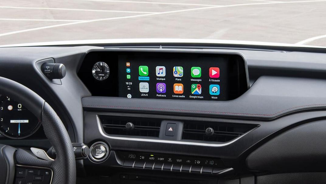 2020 Lexus UX Interior 007