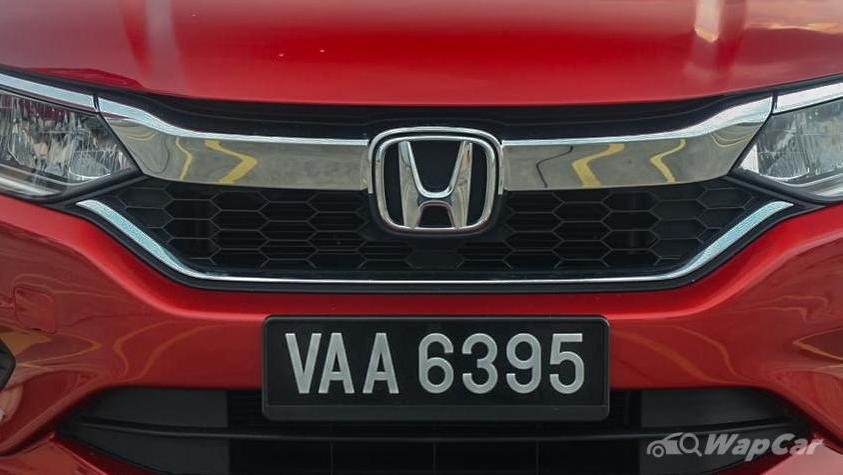 2018 Honda City 1.5 V Exterior 008