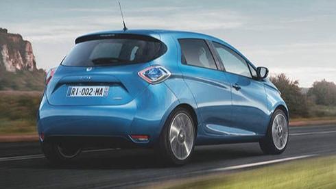 Renault Zoe (2016) Exterior 005