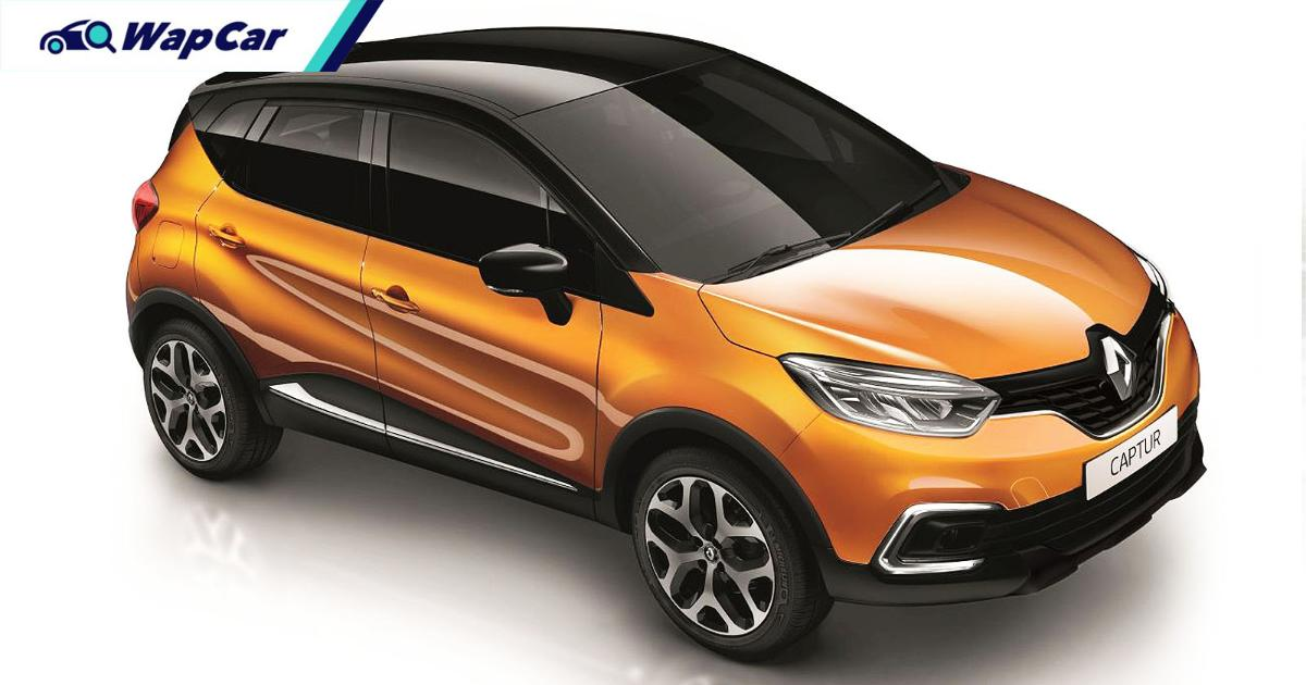 Pre-owned Renault Captur for RM 60k, SUV for price of Myvi? 01