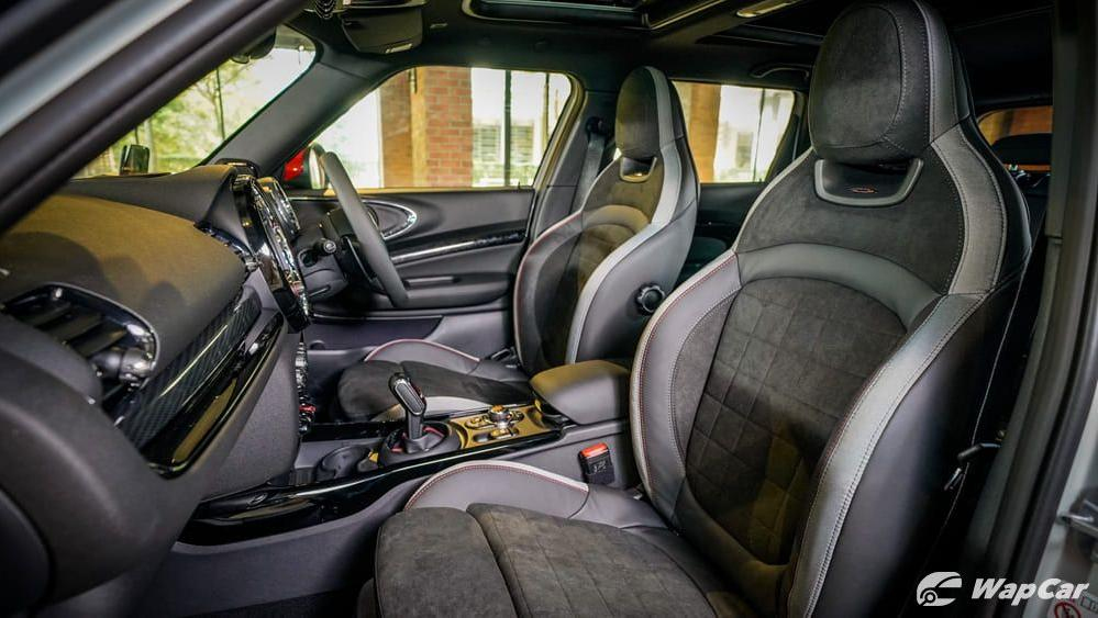 2019 MINI Clubman Interior 002