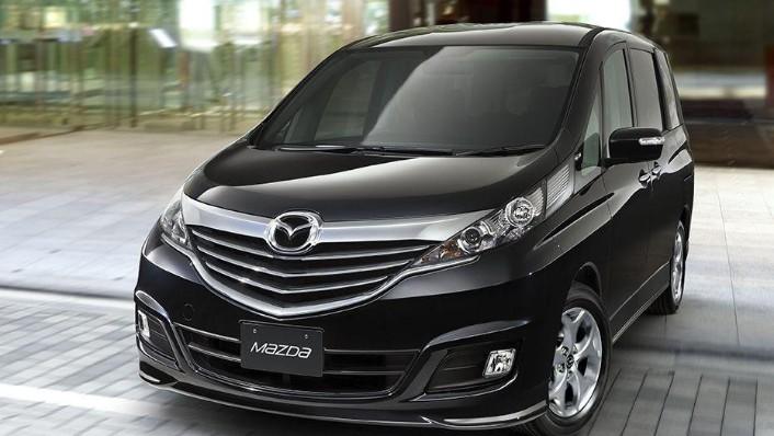 Mazda Biante (2017) Exterior 002