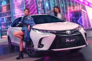Thais get 2021 Toyota Yaris Ativ/Vios Play variant, Honda City tickled pink or afraid?