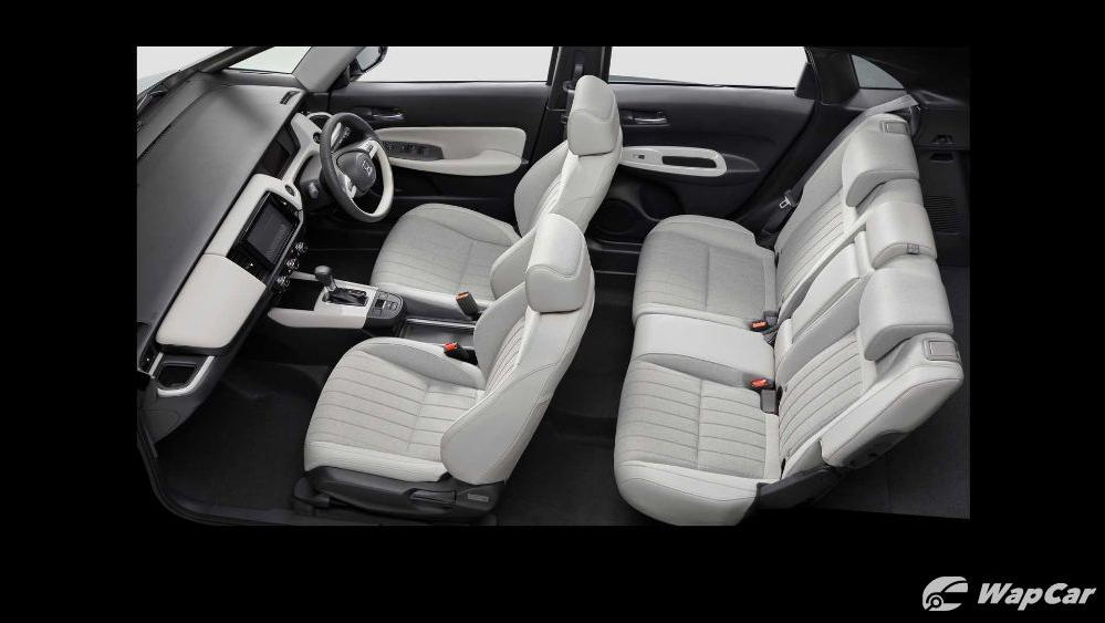 Honda Jazz (2020) Interior 004