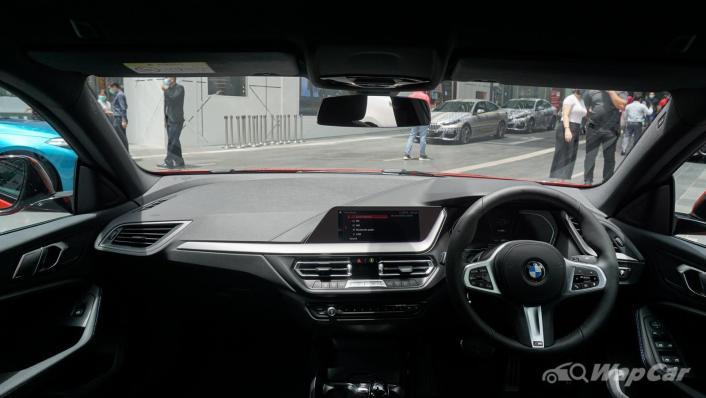 2020 BMW 2 Series 218i Gran Coupe Interior 002