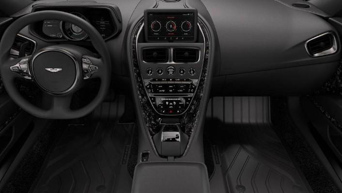 Aston Martin DBS Superleggera (2019) Interior 001