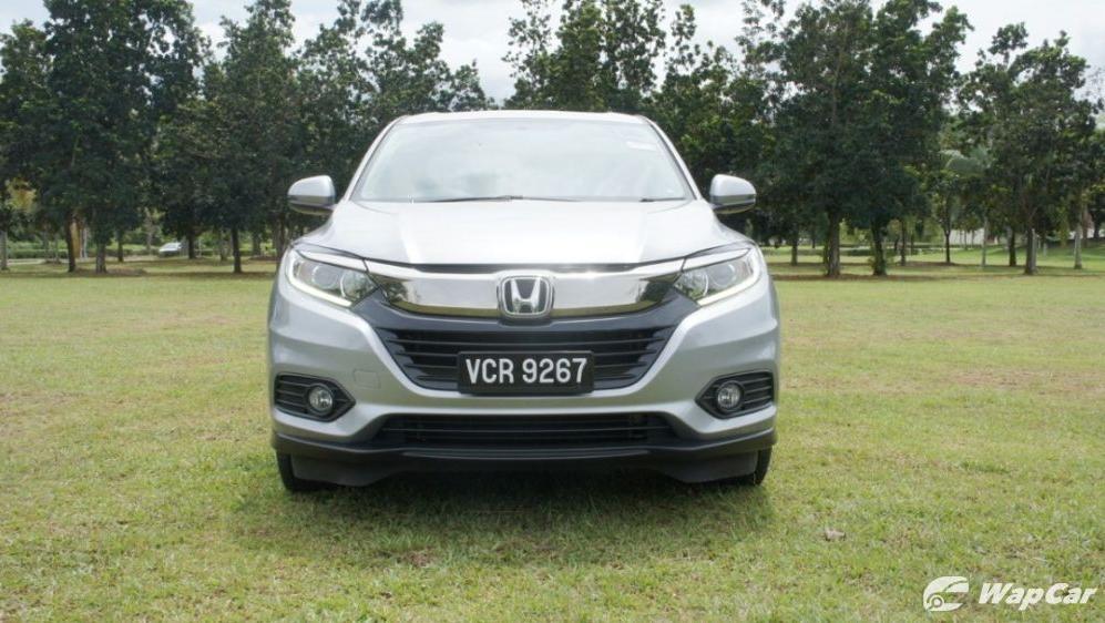 2019 Honda HR-V 1.5 Hybrid Exterior 056