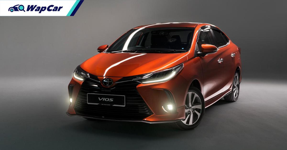 Toyota Vios facelift 2021 ini pilihan bayaran bulanan terbaik, serendah RM 538? 01