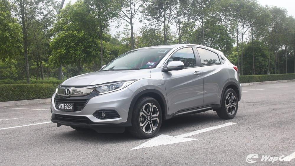 2019 Honda HR-V 1.5 Hybrid Exterior 028