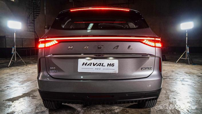 2021 Haval H6 Upcoming Version Exterior 009