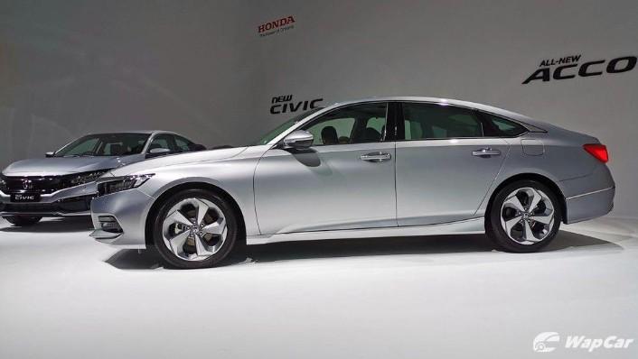 2020 Honda Accord 1.5TC Exterior 001