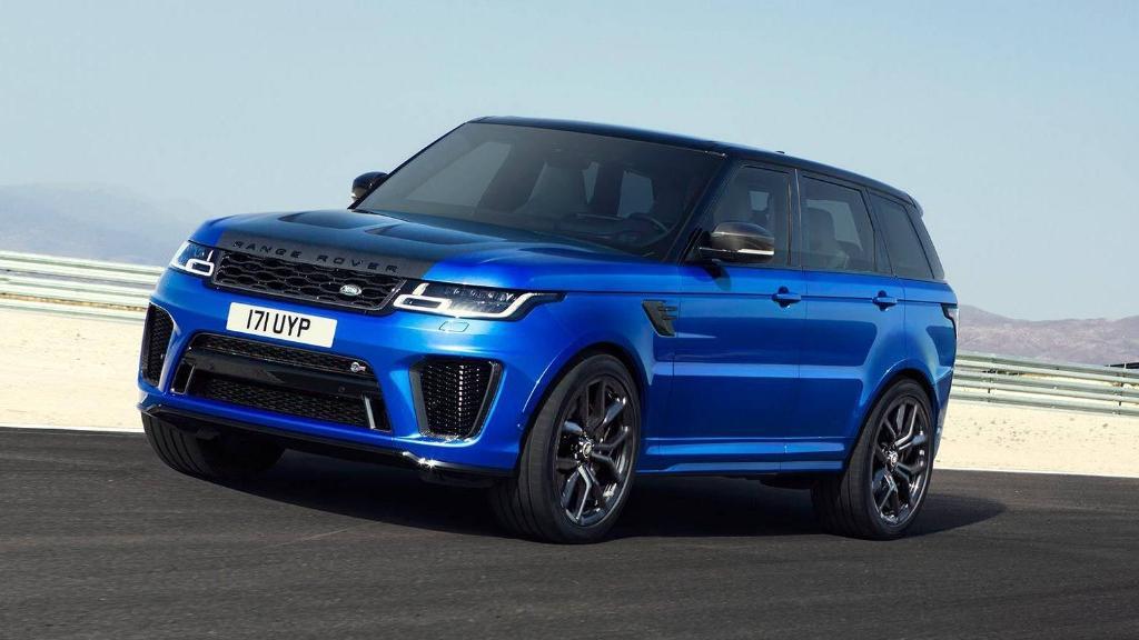 Land Rover Range Rover Sport (2017) Exterior 002
