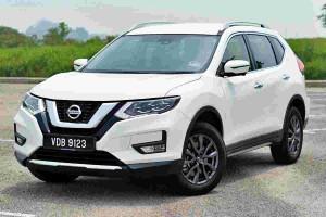 Nissan X-Trail WapCar Ratings results, 140.5/250 score, average