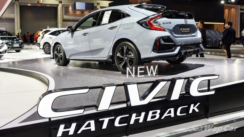 2022 Honda Civic Hatchback to be launched in Malaysia? This is Honda's answer 02