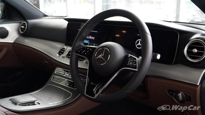2021 Mercedes-Benz E-Class E200 Avantgarde Interior 008