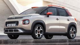 Citroën New C3 AIRCROSS (2019) Exterior 002