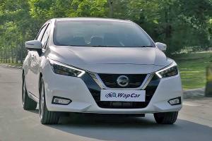 关于2020 Nissan Almera,5件你不知道的事!