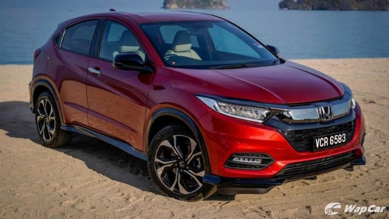 Proton X50 vs Nissan Kicks vs Honda HR-V – Which one is more practical? 02