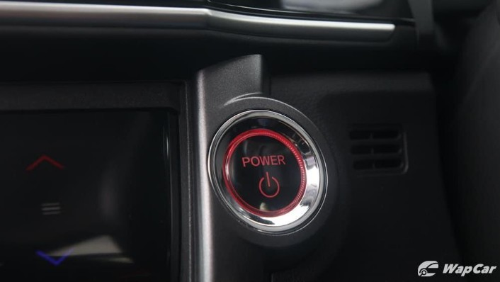 2018 Honda City 1.5 Hybrid Interior 007