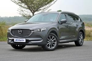 Review: Mazda CX-8 2.2D High – This over the VW Tiguan Allspace R-Line?
