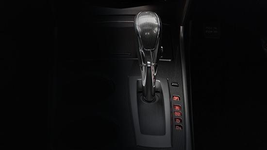 Nissan Teana (2018) Interior 008